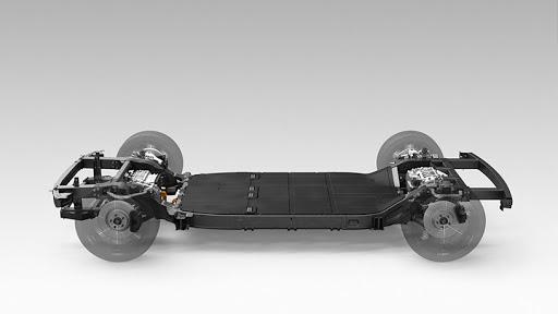 Canoo 'skateboard'