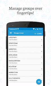 Global Messaging INFINI SMS screenshot 3