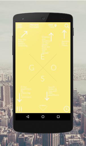 GeoSnap u2014 Geofilters Snapchat - Free Snap Geotags Novendecim screenshots 7