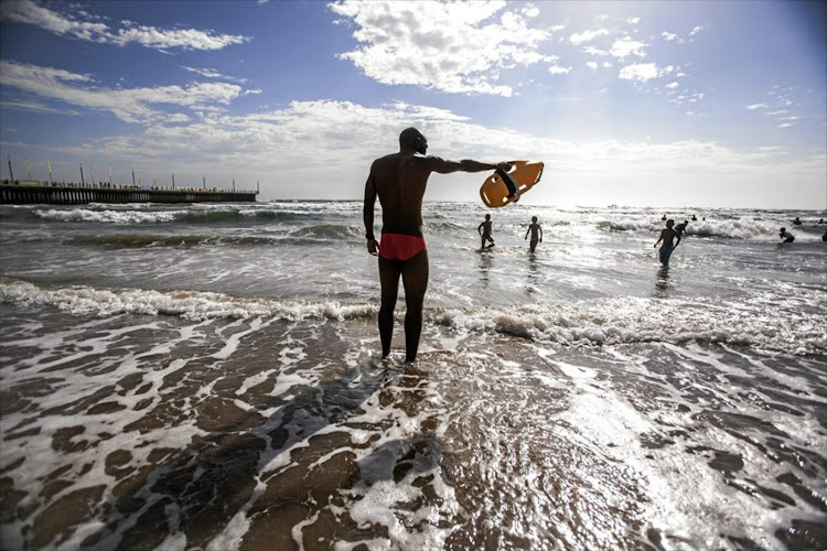 Police have appealed to bathers to obey instructions from lifeguards to avoid drowning.