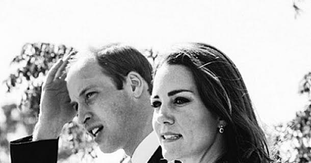 William och Kate isolerar sig