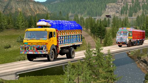 Real Indian Cargo Truck Simulator 2020: Offroad 3D 1.0 screenshots 2