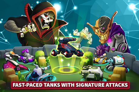 Tank Raid Online Premium MOD (Unlimited Lives) 3