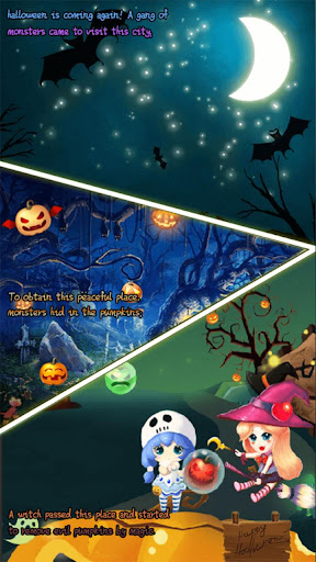 Witch Bubble HD