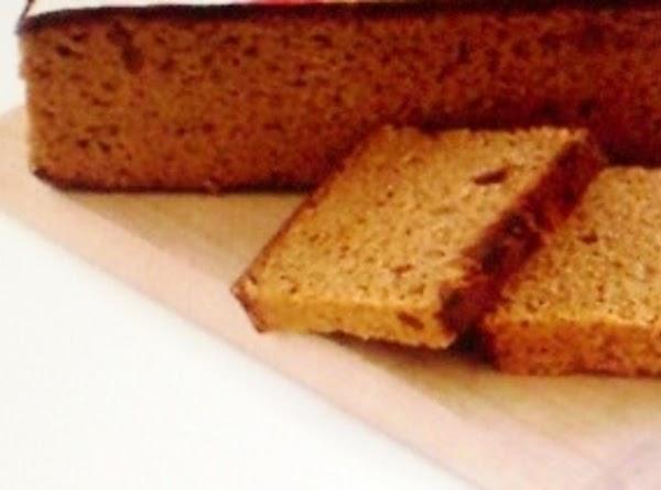 Honigkocka Dutch Butter Cake From A  Penn.1968 Church Cookbook Recipe