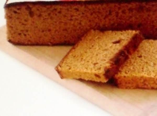 Honigkocka Dutch Butter Cake From A  Penn.1968 Church Cookbook