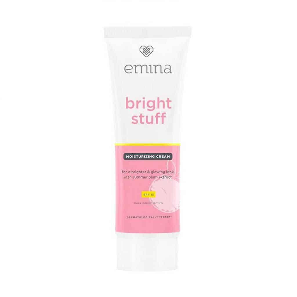 Emina Bright Stuff Moisturizing Cream
