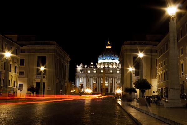Scorci luminosi romani... di Gianluca Presto