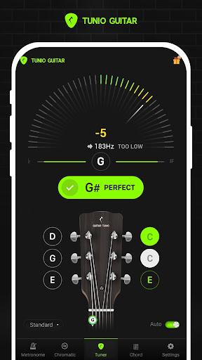Guitar Tunio - Guitar Tuner 1.12.0 screenshots 15