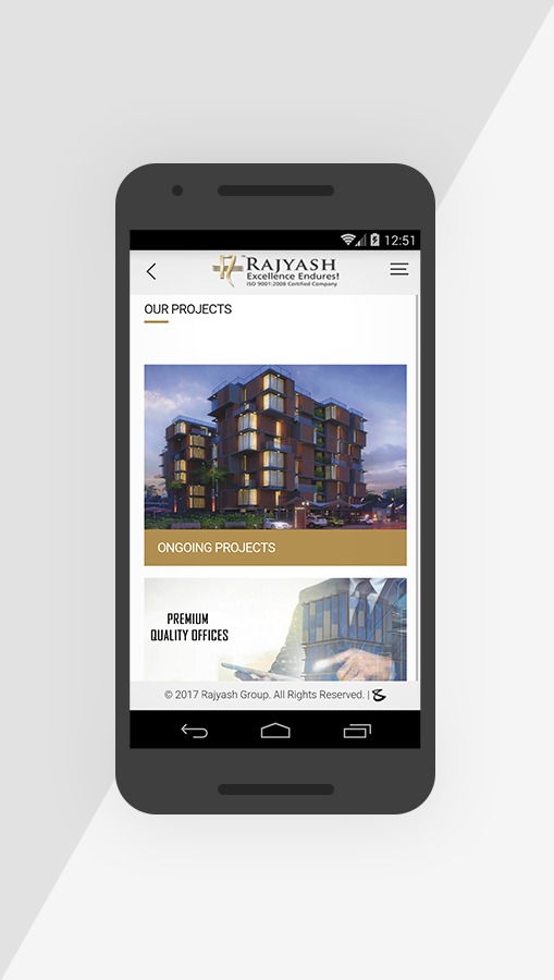RajYash Group- screenshot