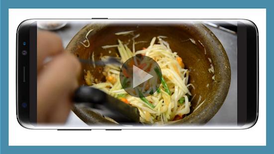 Top 10 Thai Cuisine Video - náhled