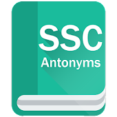 SSC ANTONYMS