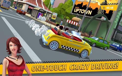 Crazy Taxi City Rush Mod
