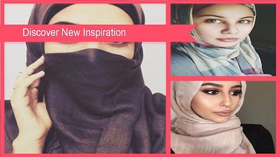 Obočí pro Hijab - náhled