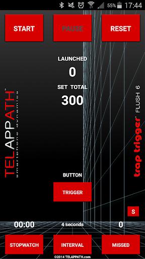 TRAP TRIGGER™ FLUSH 6