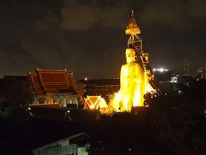 Photo: Vue de la terrasse du Phranakor n à Bangkok