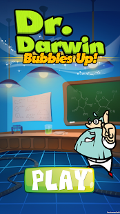 Dr. Darwin: Bubbles up- screenshot thumbnail