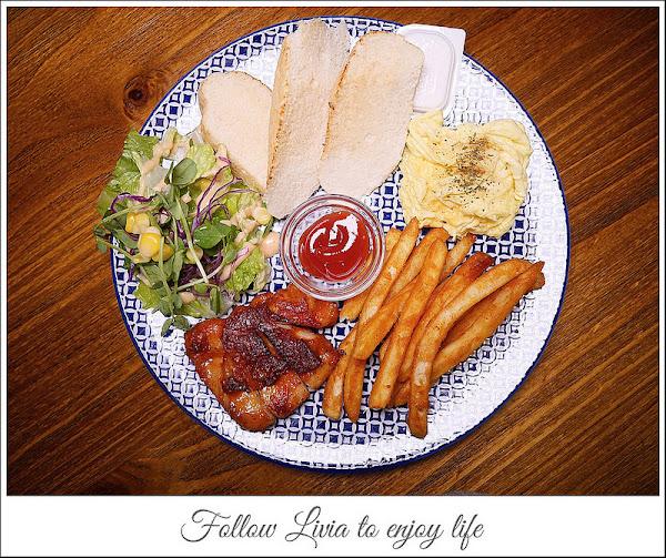 民權西路捷運站 歐浮找餐 活力早餐/民權西路/早午餐/義大利麵 ❤跟著Livia享受人生❤
