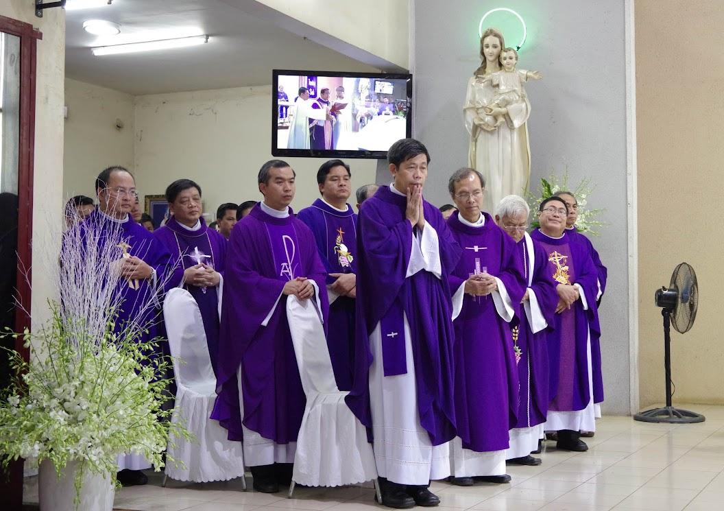 Thánh lễ an táng Cha Giuse Trần Ngọc Tâm - Chánh xứ Xuân Đức - Ảnh minh hoạ 28
