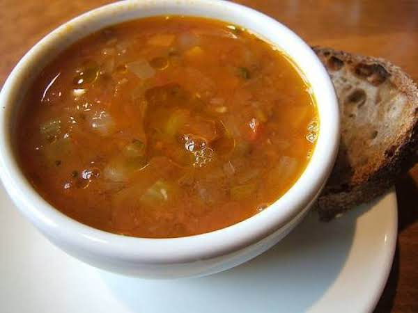Scotch Lentil Soup