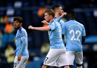 📷 Kevin De Bruyne présente le nouveau maillot de Manchester City