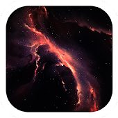Red Nebula Theme