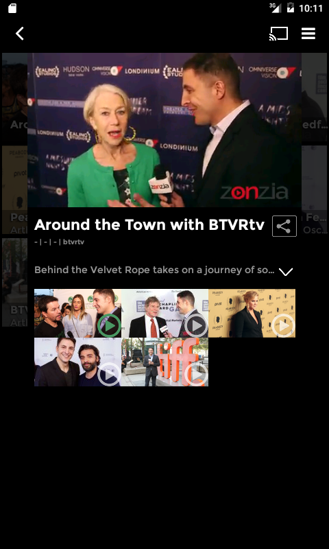 BTVR TV- screenshot