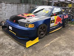 CR-X  SiR改 CRX-GTのカスタム事例画像 manzo.racing.14さんの2018年10月23日20:35の投稿