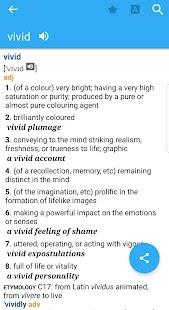 Collins English Dictionary TR