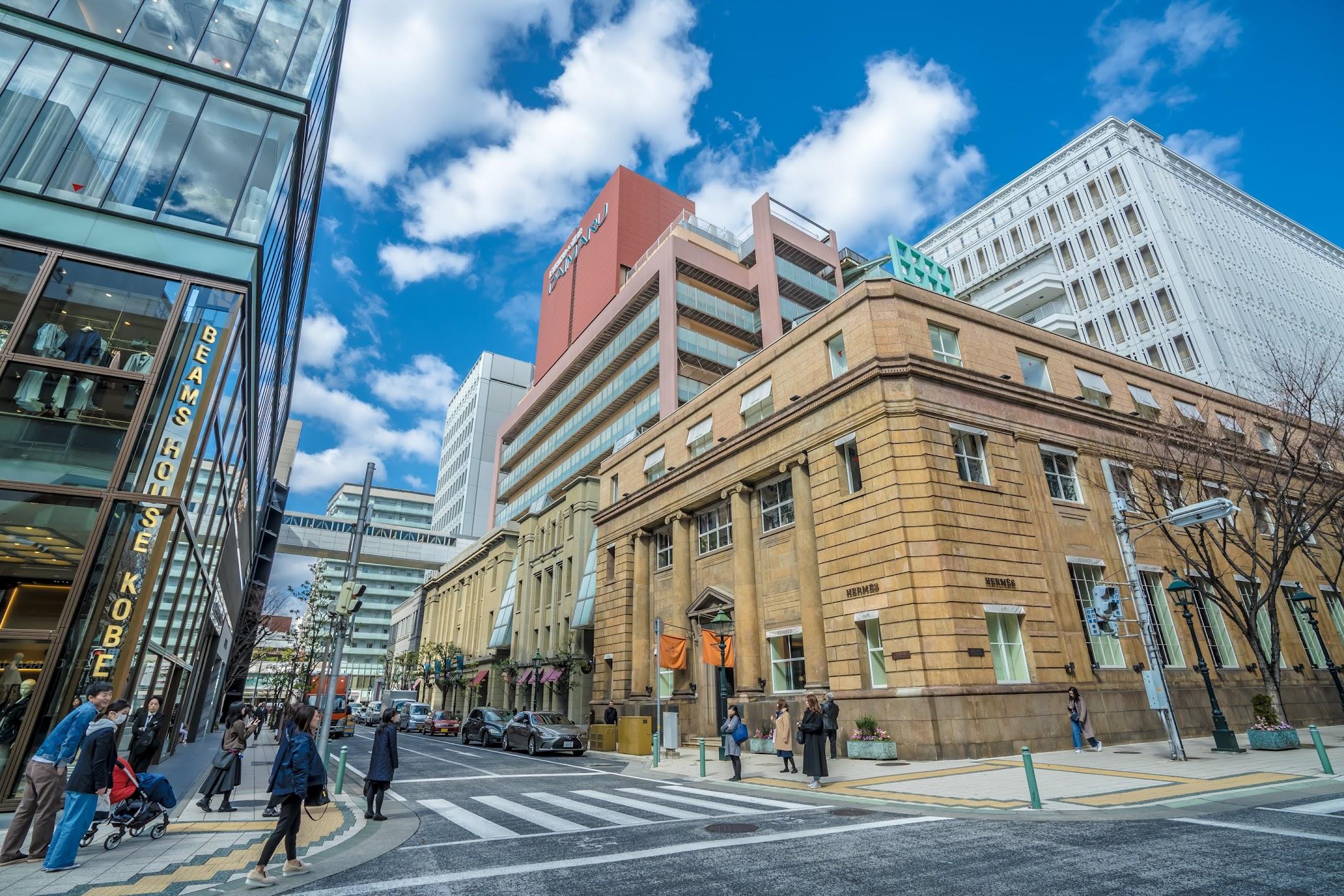 Kobe Former Foreign Settlement Lot 38 3