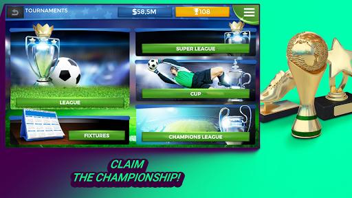 Pro 11 - Football Management Game apktram screenshots 5