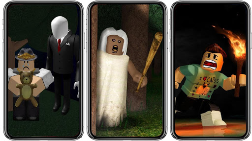Wallpapers for Roblox player: Roblox 2 & 3 skins 5.0 1