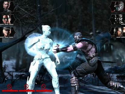 MORTAL KOMBAT X - screenshot thumbnail