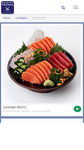 Sushi Papaia K- screenshot thumbnail