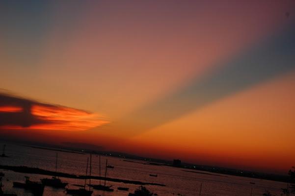 Lecce al tramonto di annalisabello