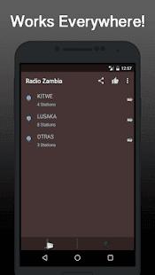 Radio Online Zambia - náhled