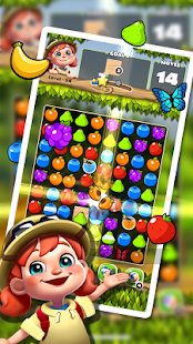 Fruits POP : Fruits Match 3 Puzzle Screenshot