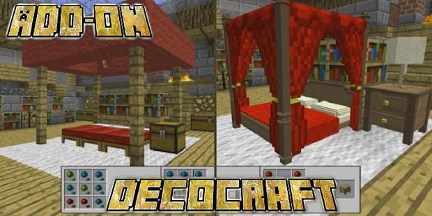 DecoCraft MOD - náhled