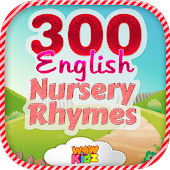 300 English Nursery Rhymes