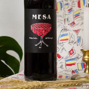 M.E.S.A., Vinho Tinto, '18, PT