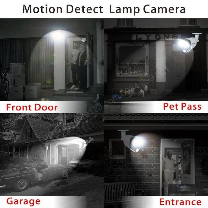 camera phát hiện chuyển động