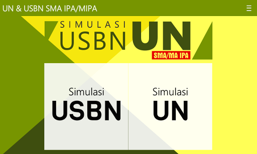 UN & USBN SMA/MA IPA Apk Download 3
