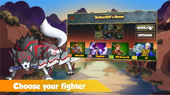 Rumble Arena: Super Smash Legends Screenshot