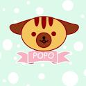 POPO Korean Japanese icon