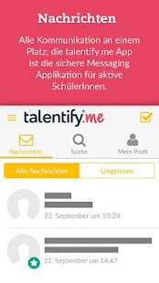 talentify.me- screenshot thumbnail