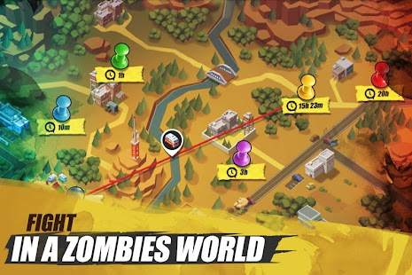 Zombie Battleground Screenshot