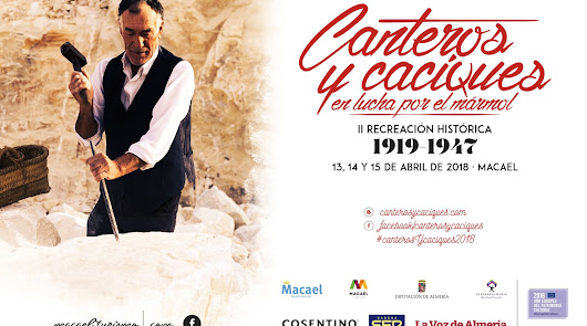 Macael aplaza la recreación de Canteros y Caciques a mayo del próximo año 2021