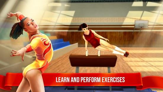 Champion Gymnast Balance 3D - náhled