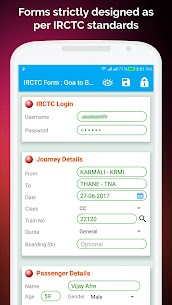 Quick Tatkal – Rail Connect & Website Autofill App Download For Android 3