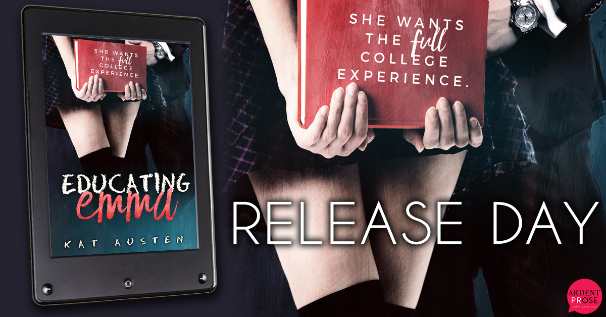 Release Blitz – Educating Emma by Kat Austen